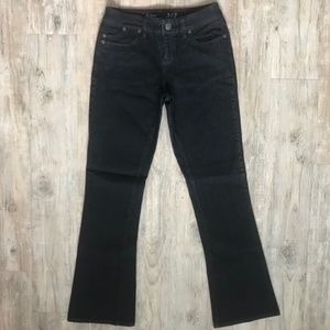 The Limited Denim 312 Black Jeans - Size 4